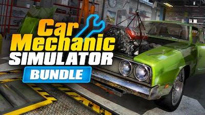 Car Mechanic Simulator 2015 Bundle | Steam Game Bundle | Fanatical