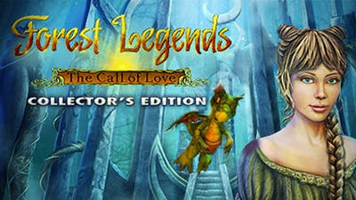 Forest Legends: The Call of Love Collector's Edition