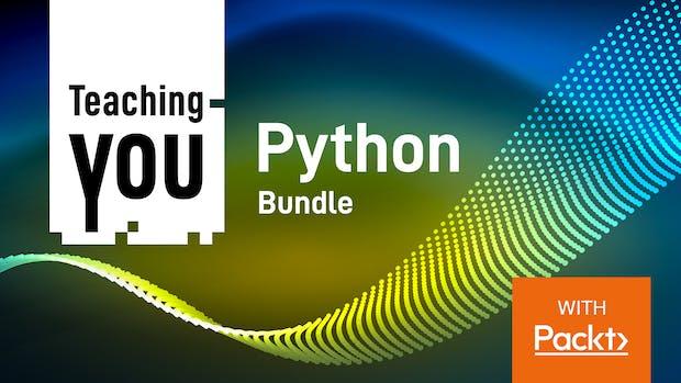 Teaching You Python 5-eBook Bundle