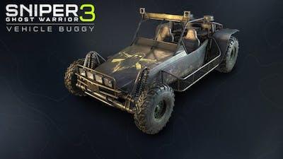 Sniper Ghost Warrior 3 - All-terrain vehicle DLC