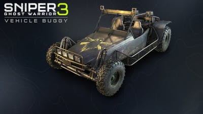 Sniper Ghost Warrior 3 - All-terrain vehicle DLC