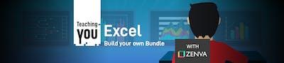 Excel Build your own Bundle with Zenva