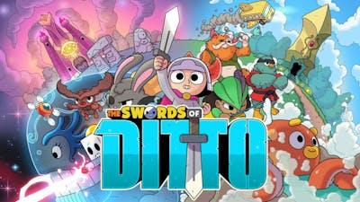 The Swords of Ditto: Mormo's Curse