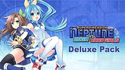 Superdimension Neptune VS Sega Hard Girls - Deluxe Pack DLC