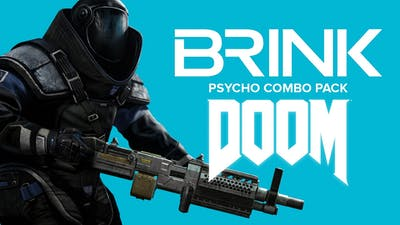 BRINK: Doom/Psycho Combo Pack DLC
