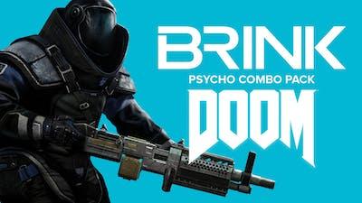 BRINK: Doom®/Psycho Combo Pack DLC | PC Steam Downloadable Content