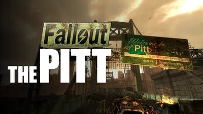 Fallout 3 - The Pitt DLC