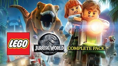 LEGO Jurassic World Complete Pack