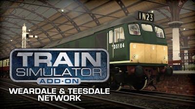 Train Simulator: Weardale & Teesdale Network Route Add-On - DLC