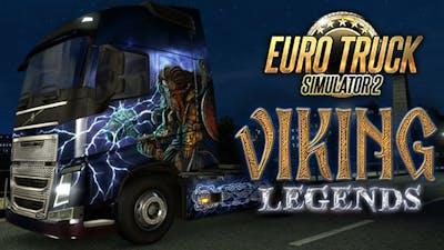 Euro Truck Simulator 2 - Viking Legends DLC