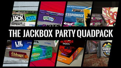 The Jackbox Party Quadpack