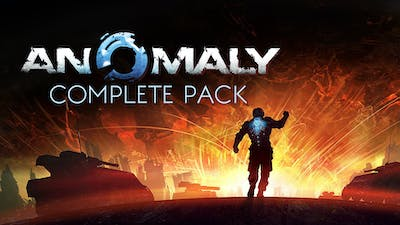 Anomaly Complete Pack