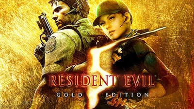 Resident Evil 5 Gold Edition Pc Steam Game Fanatical