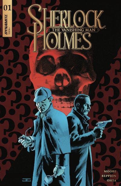 Sherlock Holmes The Vanishing Man #1