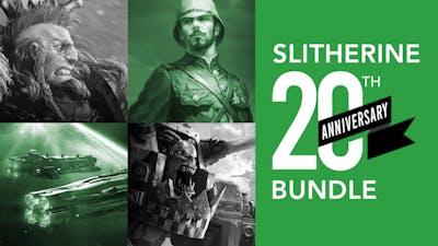 Slitherine 20th Anniversary Bundle