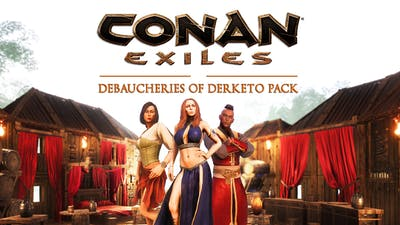 Conan Exiles - Debaucheries of Derketo Pack