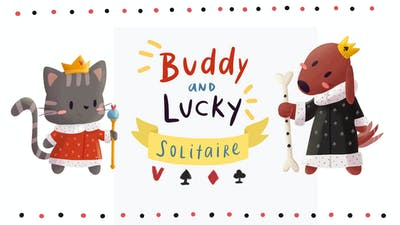 Buddy and Lucky Solitaire