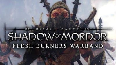 Middle-earth: Shadow of Mordor - Flesh Burners Warband DLC