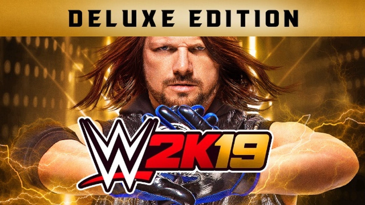 WWE 2K19 Digital Deluxe Edition | PC Steam Game | Fanatical