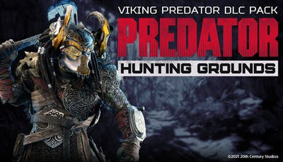 Predator: Hunting Grounds - Viking Predator DLC Pack