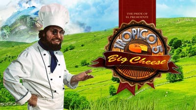 Tropico 5 - The Big Cheese DLC
