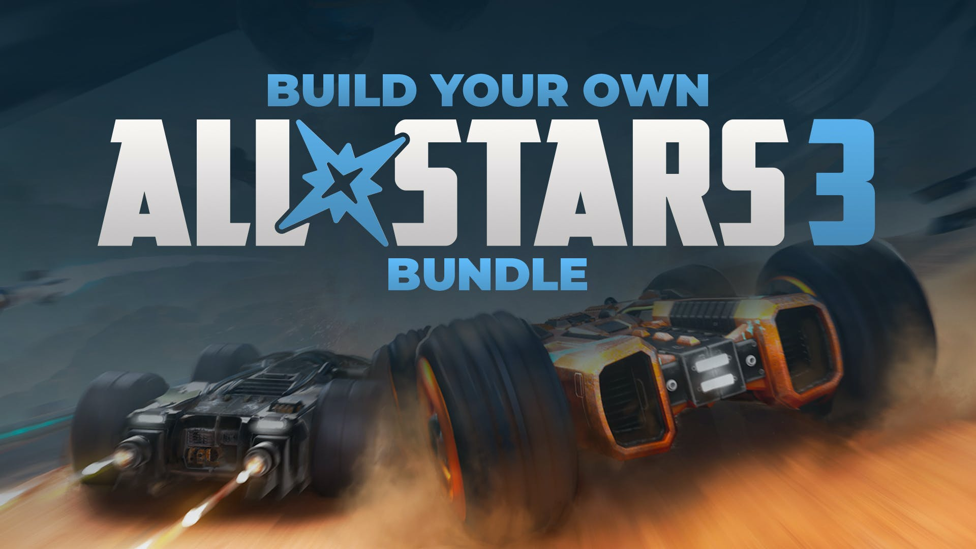 Build your own All Stars Bundle 3