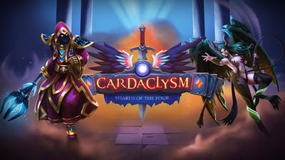 Cardaclysm: Shards of the Four