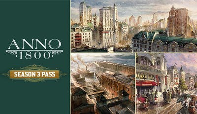 Anno 1800 Season 3 Pass - DLC