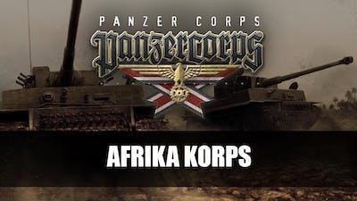 Panzer Corps: Afrika Korps DLC