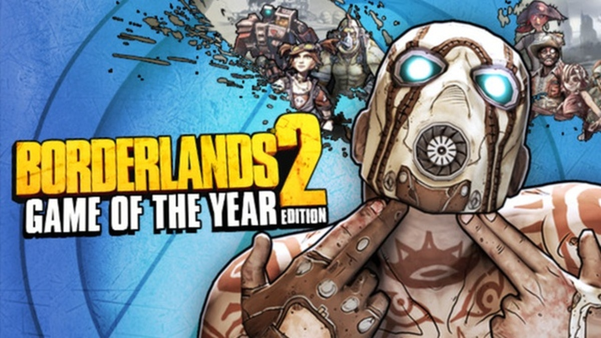 Borderlands 2 Game of the Year Edition | PC Steam Game