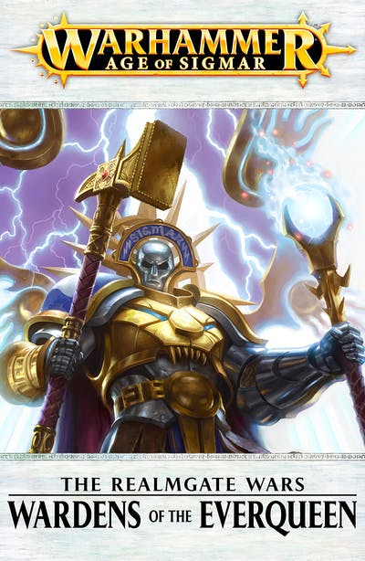 Warhammer Age of Sigmar: Wardens of the Everqueen