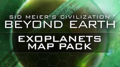 Sid Meier's Civilization: Beyond Earth Exoplanets Map Pack DLC