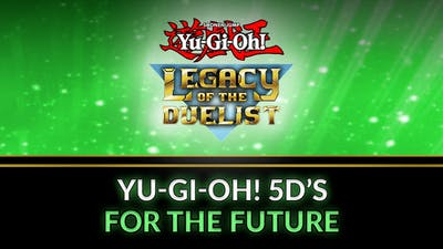 Yu-Gi-Oh! 5D's For the Future - DLC