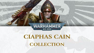 Warhammer 40,000: Ciaphas Cain Collection