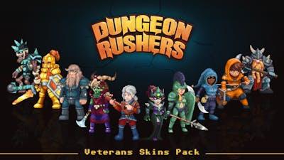 Dungeon Rushers - Veterans Skins Pack DLC
