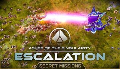 Ashes of the Singularity: Escalation - Secret Missions DLC