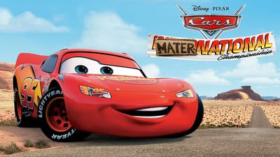 Disney•Pixar Cars Mater-National Championship