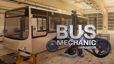 Bus Mechanic Simulator