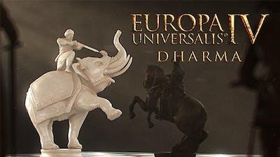 Expansion - Europa Universalis IV: Dharma - DLC