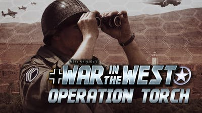 Gary Grigsby's War in the West: Operation Torch - DLC
