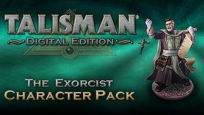 Talisman - Character Pack #1 - Exorcist
