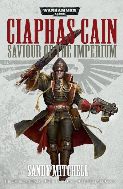 Warhammer 40,000: Saviour of the Imperium