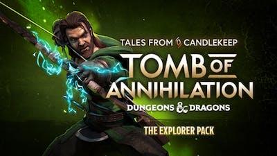 Tales from Candlekeep - Artus Cimber's Explorer Pack DLC