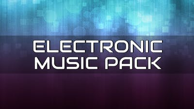 Electronic & Industrial Music Pack