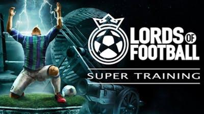 Lords of Football: Super Training DLC