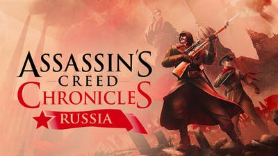 Assassin S Creed Chronicles Russia Pc Uplay Game Fanatical