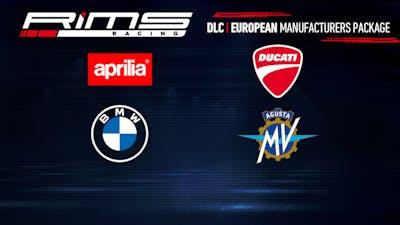 RiMS Racing - European Package - DLC