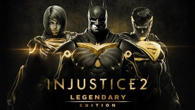 Injustice 2 Legend Edition for PC [Digital Download]