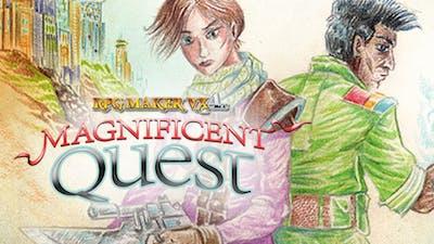 RPG Maker VX Ace: Magnificent Quest Music Pack DLC