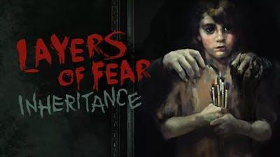Layers of Fear: Inheritance DLC